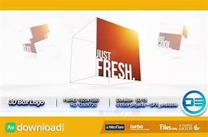 3d box logo videohive template free download free With how to get free videohive templates