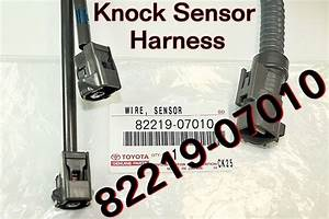 Genuine Lexus Knock Sensor Harness Rx300 1999