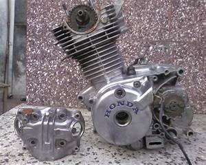Despiece Motor Honda Xr 200