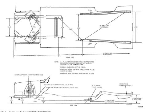 67 Mustang Coupe Window Diagram by Ford Mustang Dimensions 2017 Ototrends Net
