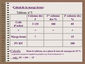Comment Savoir Le Nombre De Point Sur Mon Permis : calcul marge commerciale ~ Medecine-chirurgie-esthetiques.com Avis de Voitures
