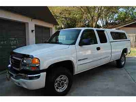 how can i learn about cars 2003 gmc sierra 2500 free book repair manuals find used 2003 gmc 2500hd 1 owner 18k original miles perfect truck sle no 2500 chevy 6 0l in