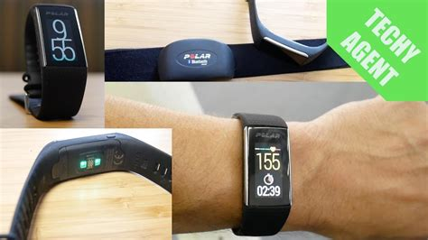 Polar A370 - Full Fitness REVIEW - YouTube