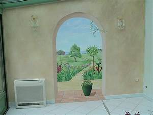 1000 images about trompe l39oeil on pinterest With decoration trompe l oeil