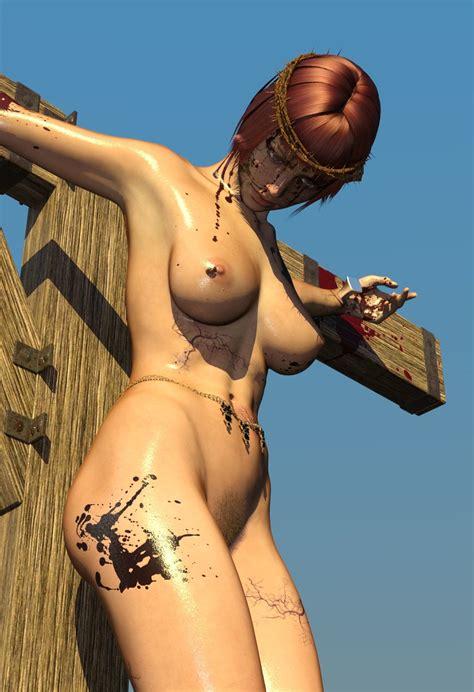 Bunny Crucifixion | CLOUDY GIRL PICS