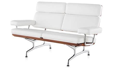 Eames Sofa Compact Replica by Eames 2 Seat Sofa Replica Sofa Menzilperde Net