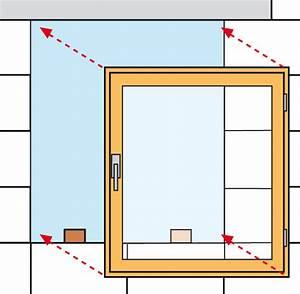 Fenster Einbauen Und Abdichten : fenster richtig einbauen fenster einbauen tipps zum richtigen montieren von fenstern fenster ~ Frokenaadalensverden.com Haus und Dekorationen