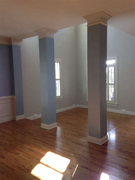 benjamin moore revere pewter  sherwin williams