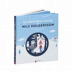 Livre Le merveilleux voyage de Nils Holgersson pour enfant