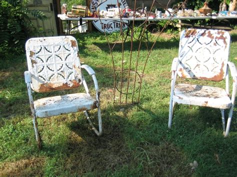 refinishing metal furniture outsiders within outdoor