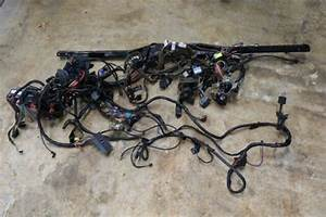 Main Engine Dash Wiring Harness For 2001