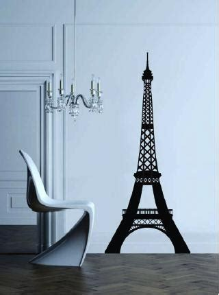 Have you ever seen those adorable wall decals in stores; 20 Best Metal Eiffel Tower Wall Art | Wall Art Ideas
