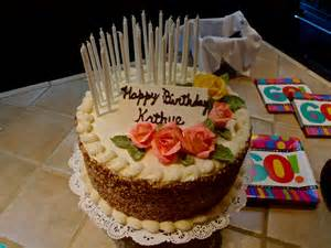 Happy Birthday Italian Cake