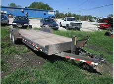 Used Car CarrierHauler trailers for sale in Iowa 7