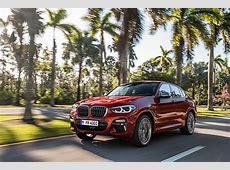 BMW X4 specs 2018 autoevolution