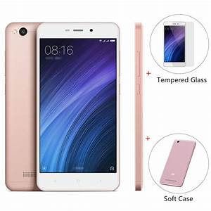 Package Global Xiaomi Redmi 4a 2gb 16gb Smartphone