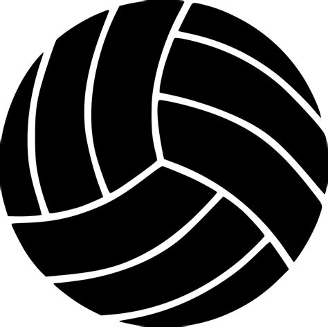 volleyball ball game sport athletics water polo svg png