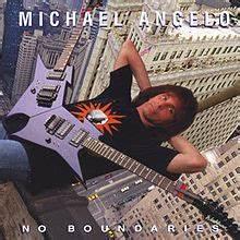 No Boundaries (Michael Angelo Batio album) - Wikipedia