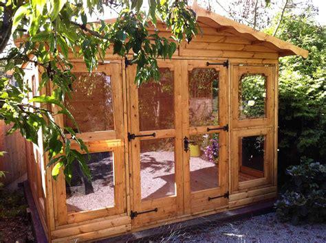 Summer Houselog Cabinssummerhousegarden Room Ebay