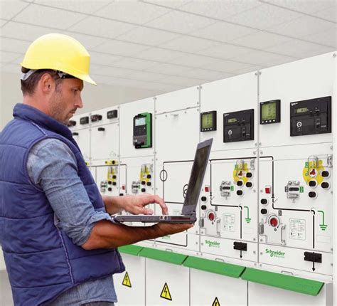 Electrical Wiring In Haiti by Electrical Distribution Services Install Schneider Electric