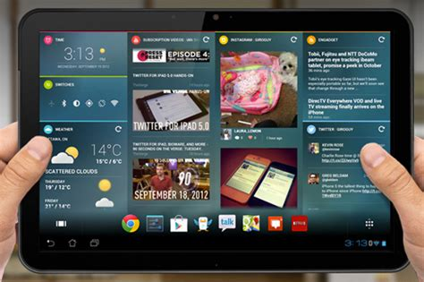 tablet launcher for android dale un toque espectacular a tu tablet android con