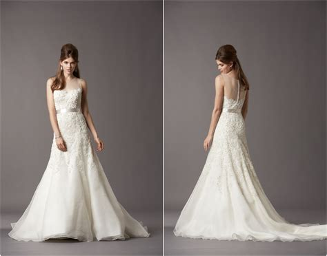 Watters Fall 2013 Collection Rustic Wedding Chic