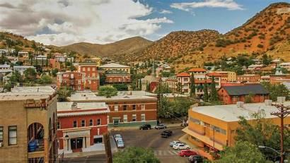 Arizona Town Bisbee Rural Governor Health