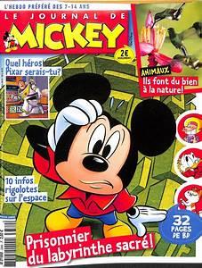 Le Journal De Mickey Abonnement : le journal de mickey n 3389 abonnement le journal de mickey abonnement magazine par ~ Maxctalentgroup.com Avis de Voitures
