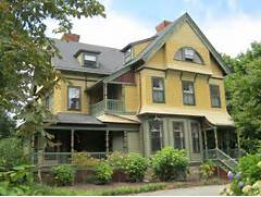 Exterior Colour Schemes For Victorian Homes by Architectural Color In Newport Interiors For Families