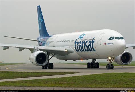c gcts air transat airbus a330 300 at kiev borispol photo id 244460 airplane pictures net