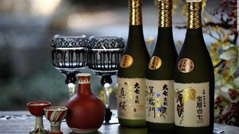 worlds  sake head  tohoku japan    cnn