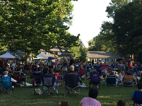 Great Falls Celebrates Summer On The Green