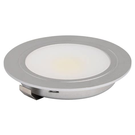 dlc alu ww 12v cob led recessed aluminium downlight