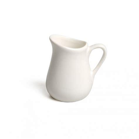 petit pot a lait petit pot 224 lait mini en porcelaine blanche hauteur 7 cm dille kamille