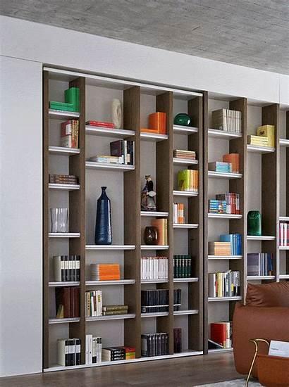 Books Bookshelf Luigi Rosselli Door Hidden Private
