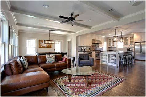 Kitchen Loveseat by Kitchen Design Family Room Contemporary Dallas Beams