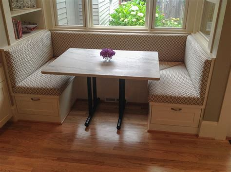 Our As26tt Used In A Custom Banquette