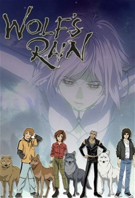 Anime Film Science Fiction Manga Anime Wolf S Rain Genre Seinen Aventure Drame