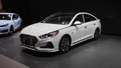 2019 Hyundai Sonata Hybrid New Interior  Auto Review Car