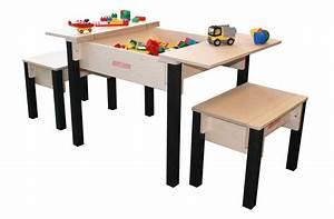 Kindertisch Rund Mit Stühlen : kindertisch set aus holz kindersitzecke aus holz mit zwei st hlen spieltischshop ~ Bigdaddyawards.com Haus und Dekorationen