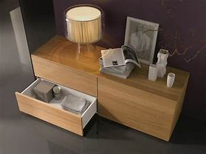 Meuble Tiroir Salle De Bain : 28 id es originales de meuble de rangement salle de bain ~ Edinachiropracticcenter.com Idées de Décoration