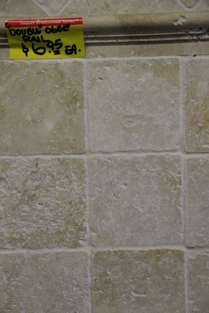 travertine for the kitchen or bath home improvement products at discount prices