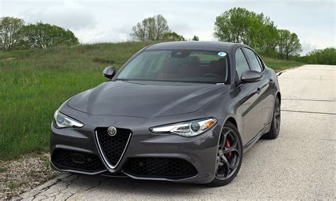2017 Alfa Romeo Giulia Photos  Truedelta Car Reviews