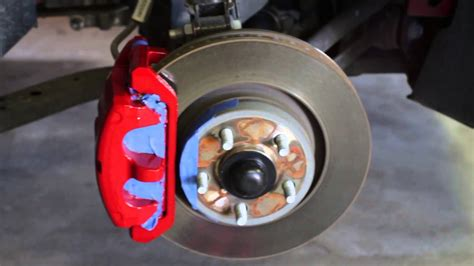 brake caliper painting   epoxy paint   ford