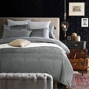 Silk, Sheets, Luxury, Designer, Bedding, Set, Silver, Grey, Quilt, Duvet, Cover, Bedspreads, Cotton, Bed