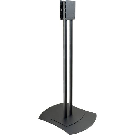flat screen table stand peerless av flat panel floor stand fpz 600 b h photo video