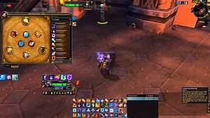 Wow addon, how to install: download the addon using the big