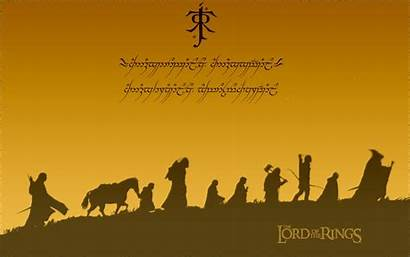 Lord Rings Fellowship Ring Movies Lotr Wallpapers