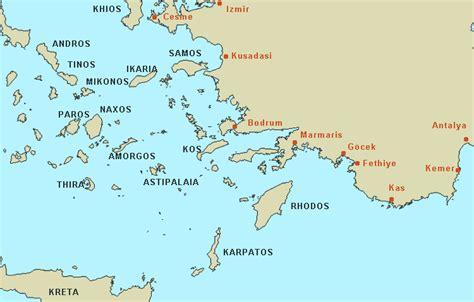griechische inseln karte sehenswuerdigkeiten  sterne hotel