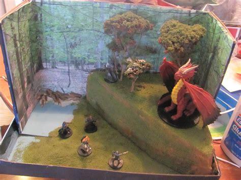deciduous forest biome diorama working   deciduous
